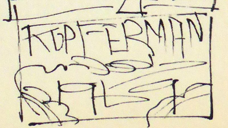 1969 11 פרט חתימה בלועזית