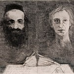 The Painter and the Hassid