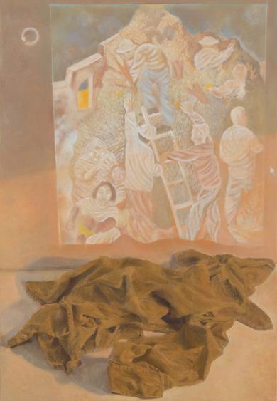 Ruth_K_Ben-Dov_Art_History_Lesson_after_Ofek